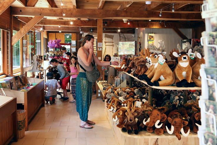 Boutique PREHISTO PARC - La Préhistoire comme si vous y étiéz de Neandertal à Cro-Magnon