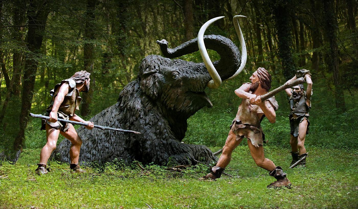 PREHISTO PARC - La Préhistoire comme si vous y étiéz de Neandertal à Cro-Magnon
