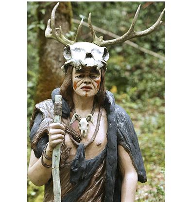 Chaman PREHISTO PARC - La Préhistoire comme si vous y étiéz de Neandertal à Cro-Magnon