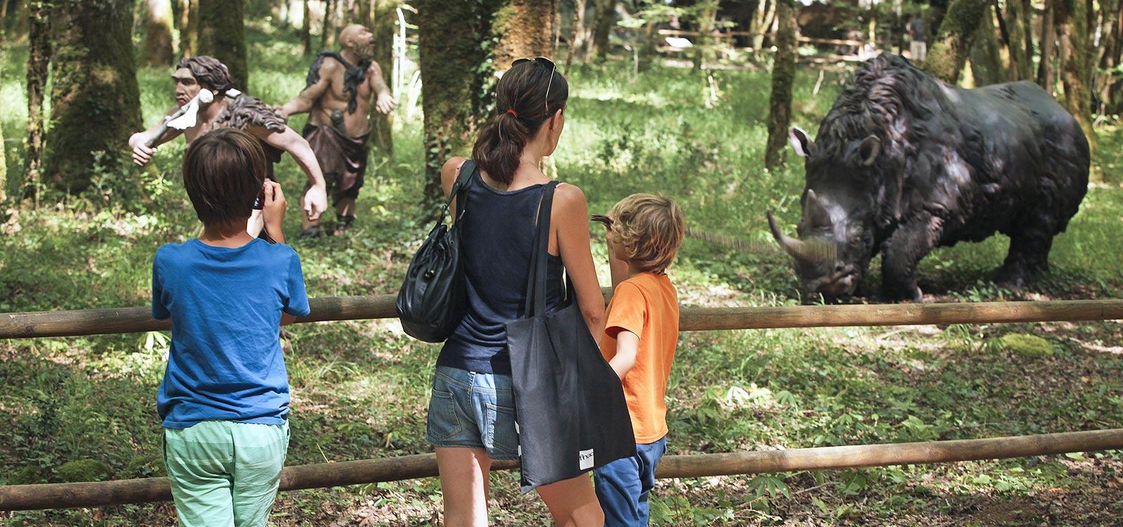 Rhinocéros laineux - La Préhistoire comme si vous y étiéz de Neandertal à Cro-Magnon